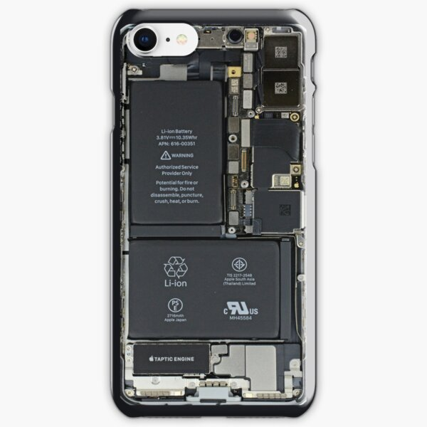 IPhone X Inside iPhone Snap Case