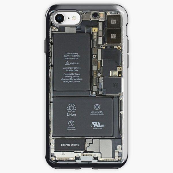 IPhone X Inside iPhone Tough Case