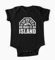 No Man Is An Island Kids Clothes