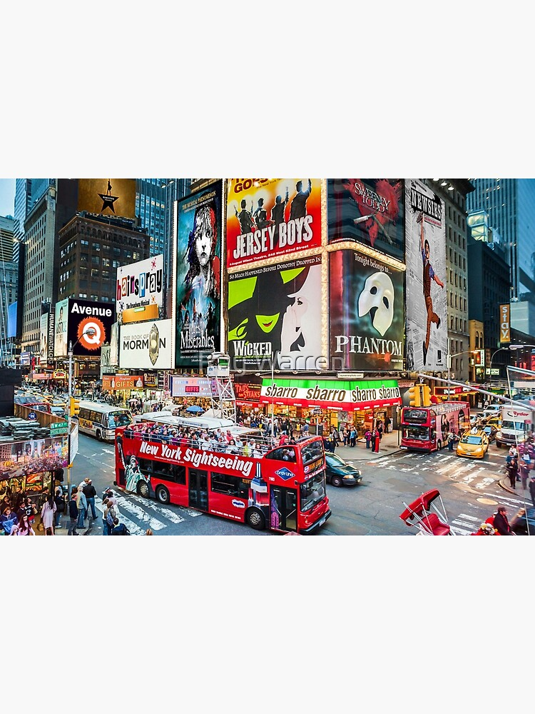 Times Square II Special Edition II by RayW