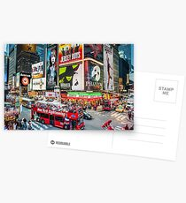 Times Square II Special Edition II Postcards