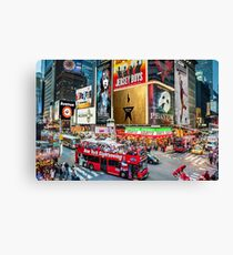 Times Square II Special Edition I Canvas Print