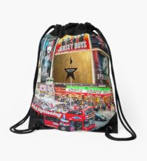 Times Square II Special Edition I Drawstring Bag
