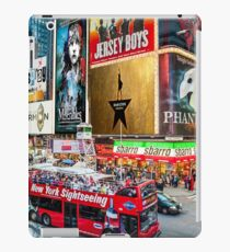 Times Square II Special Edition I iPad Case/Skin