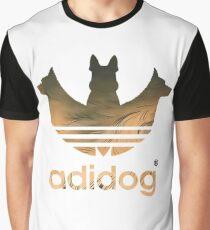 adidog dog lovers  Graphic T-Shirt