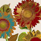 Joy de Soleil Autumn I by mindydidit