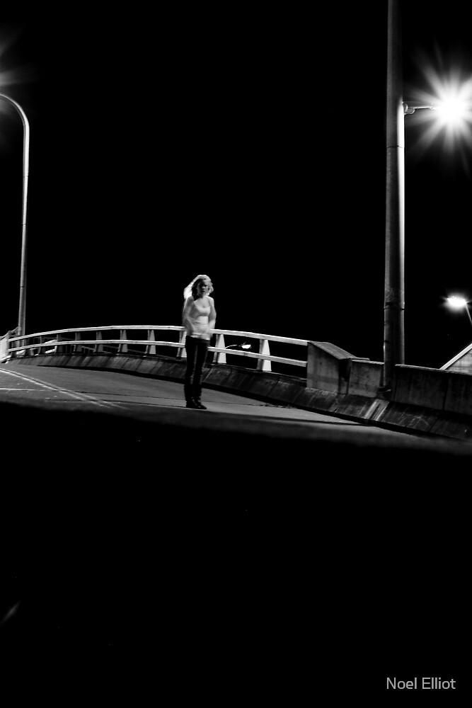 Standing Figure #2 by Noel Elliot