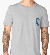 Tardis Minimalist  Men's Premium T-Shirt