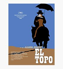 El Topo Classic Movie Poster Photographic Print