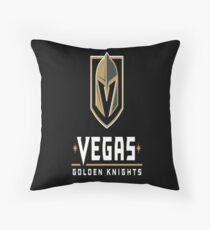 Las Vegas Golden Knights Throw Pillow
