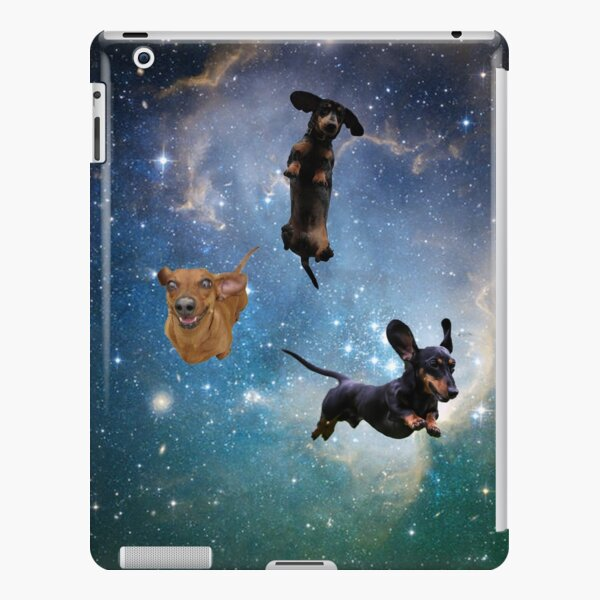 Space Sausage Dogs iPad Snap Case