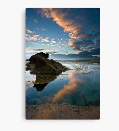 Pools Edge Canvas Print