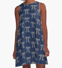 Just Pi A-Line Dress