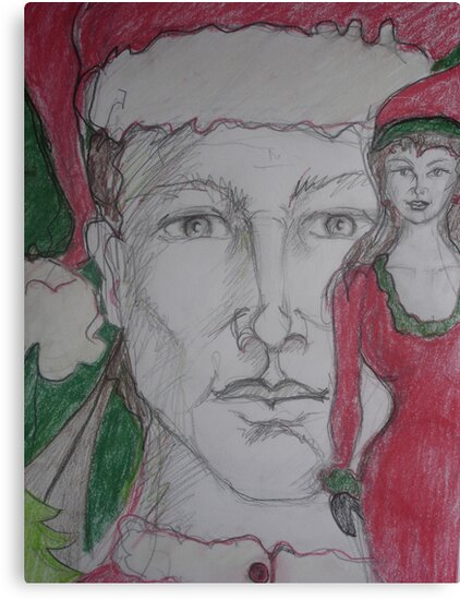 I'd like you for Christmas by Anthea  Slade