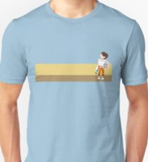 Chell in the Wheatfield T-Shirt