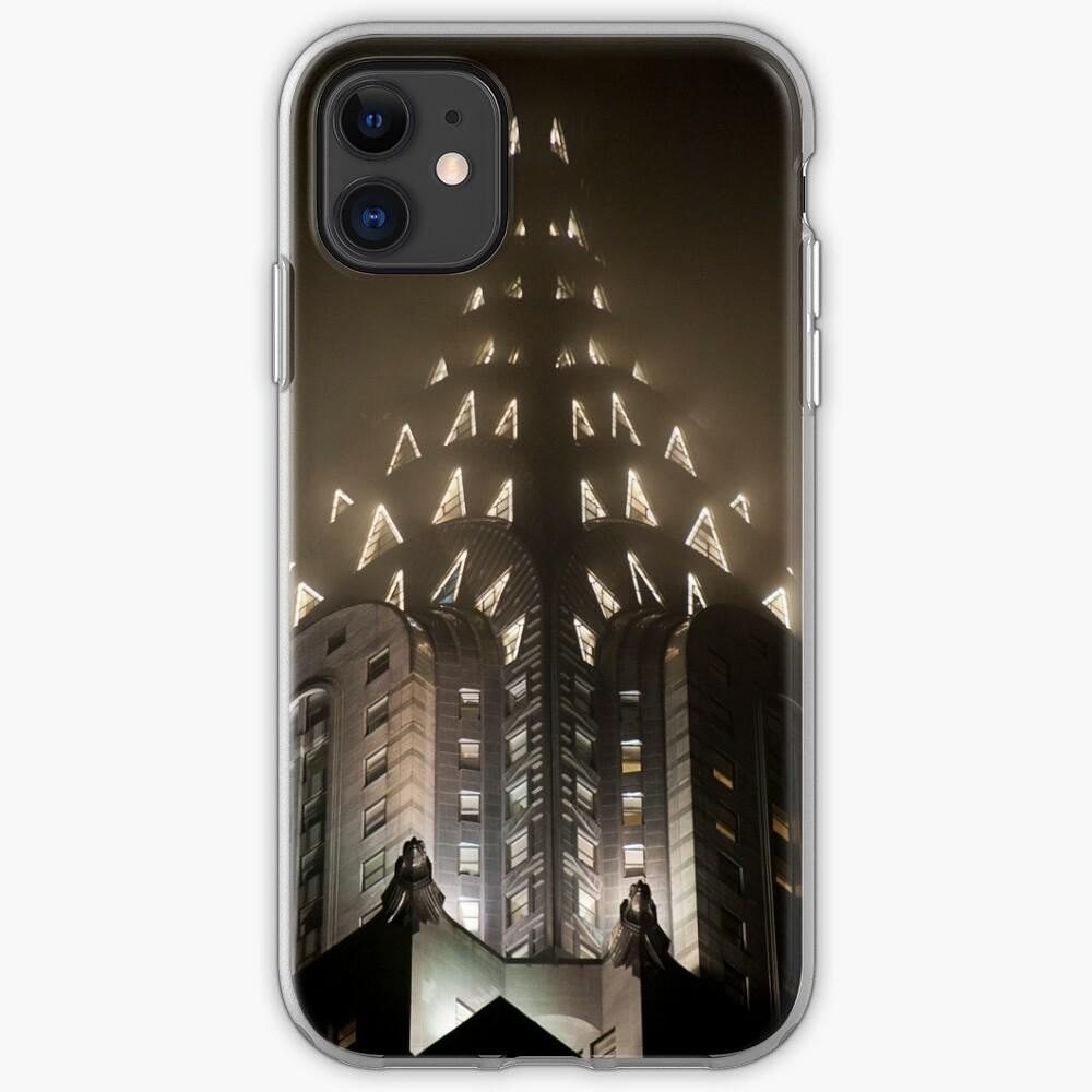 Chrysler Fog Lights iPhone Case & Cover