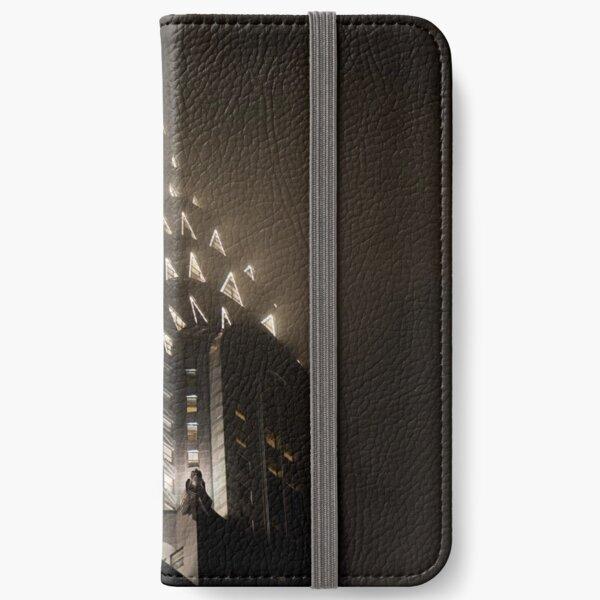 Chrysler Fog Lights iPhone Wallet