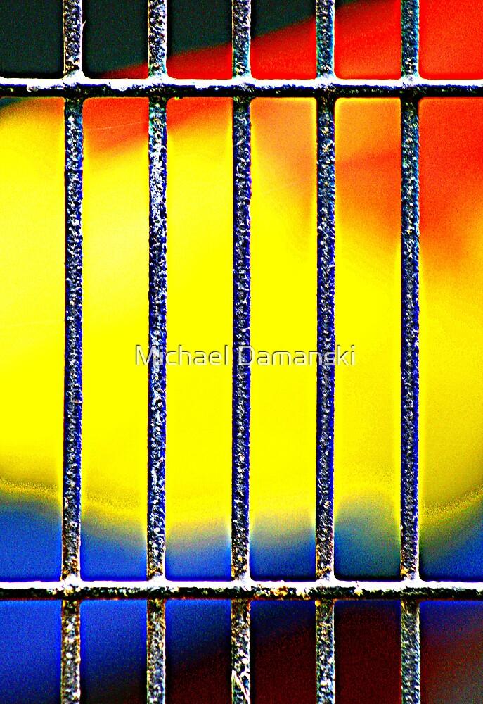 Colorful Barz by Michael Damanski