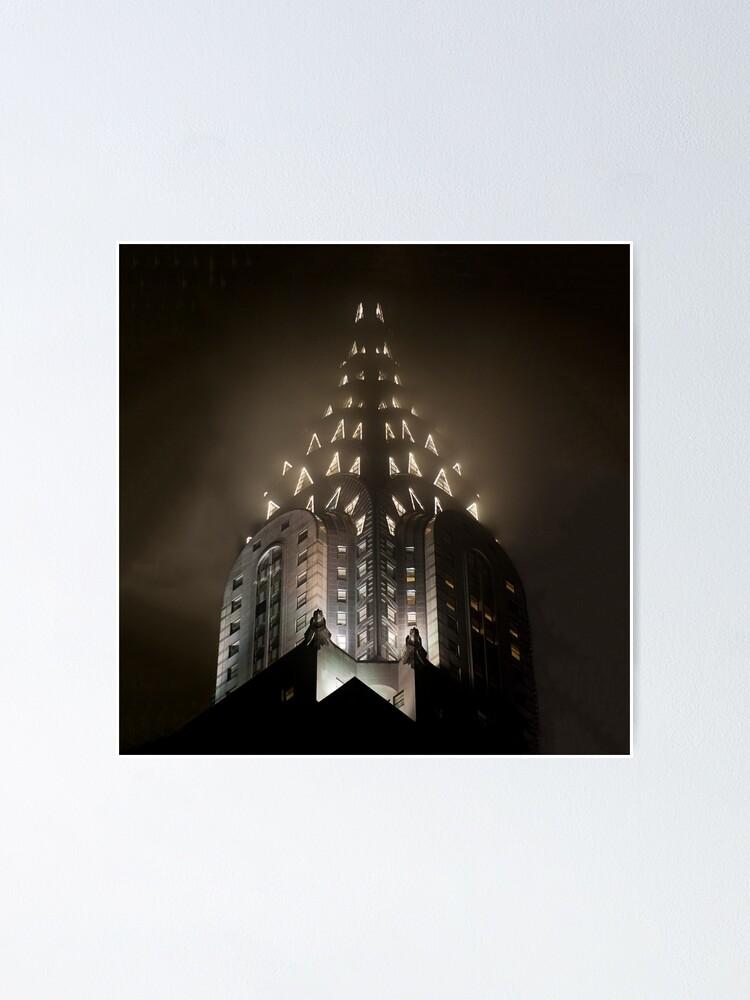 Alternate view of Chrysler Fog Lights Poster