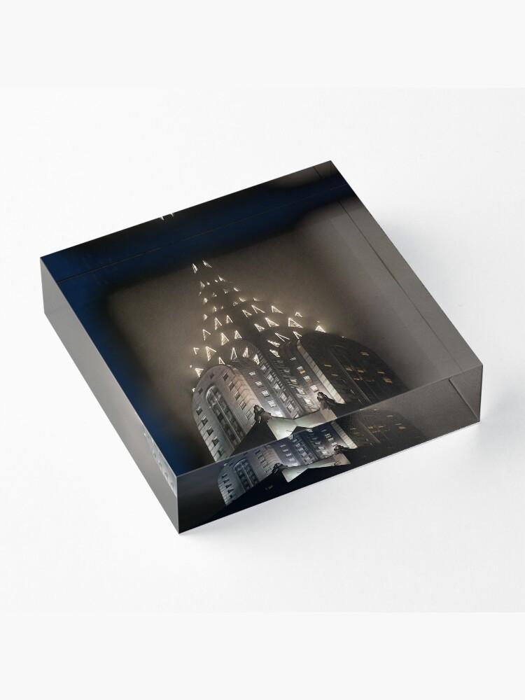 Alternate view of Chrysler Fog Lights Acrylic Block
