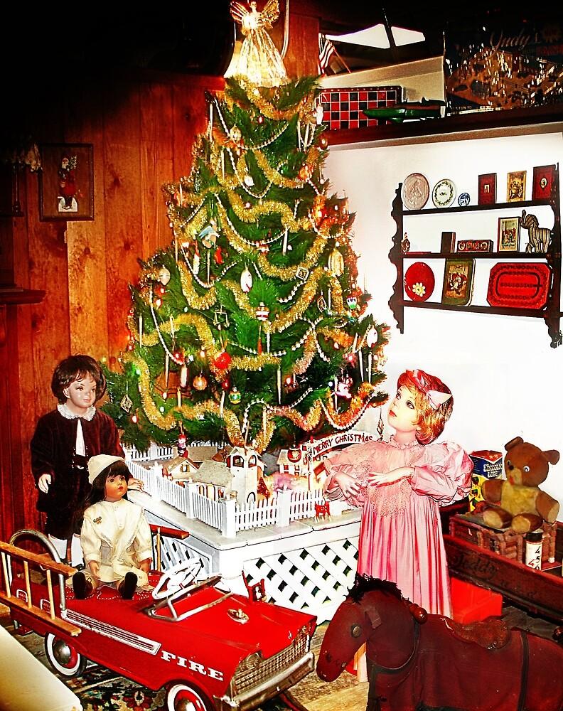 Old Fashioned Christmas by Nadya Johnson