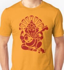 Ganesh plugged in - Large! T-Shirt