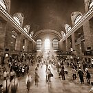 Grand Central Sepia by Raymond Warren