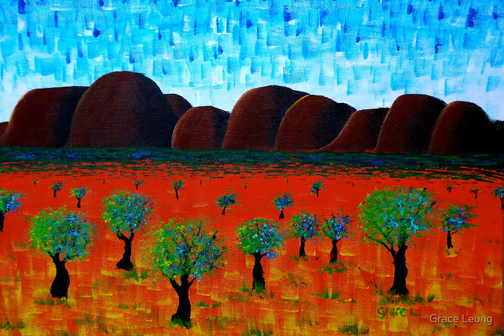 The Olgas by Grace Leung