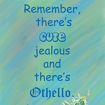 Cute, then Othello by demonhatter