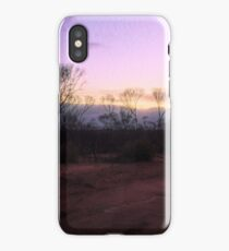 Outback Road iPhone Case/Skin