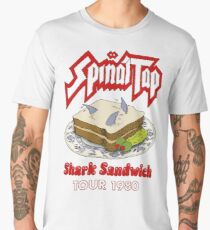 Spinal Tap - Shark Sandwich Tour 1980 Men's Premium T-Shirt