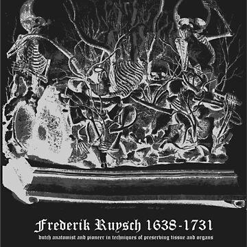 Frederik Ruysch by katastrophy