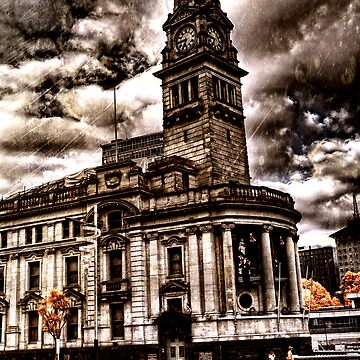 Auckland Town hall by Cabalistant