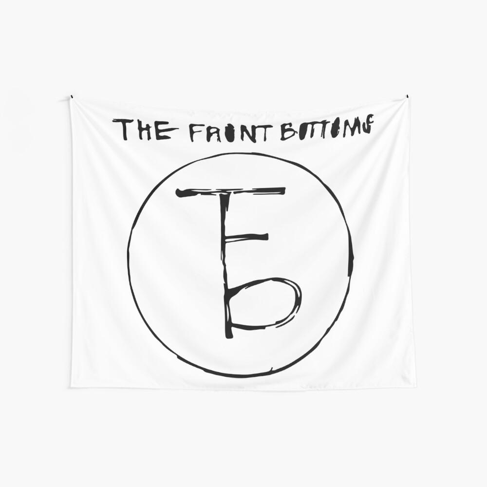 Das Logo der Frontbeine Wandbehang