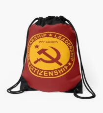 JROTC Logo Drawstring Bag