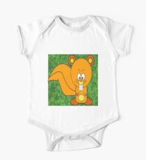 Shhhhh Secret Squirrel Kids Clothes