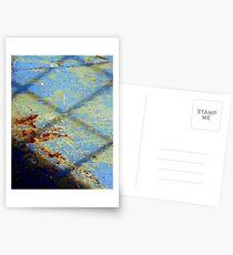 Oblique Postcards