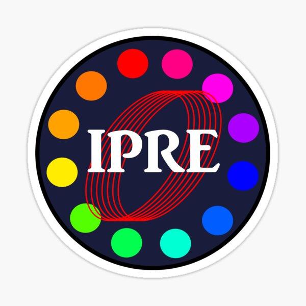 IPRE Logo Sticker