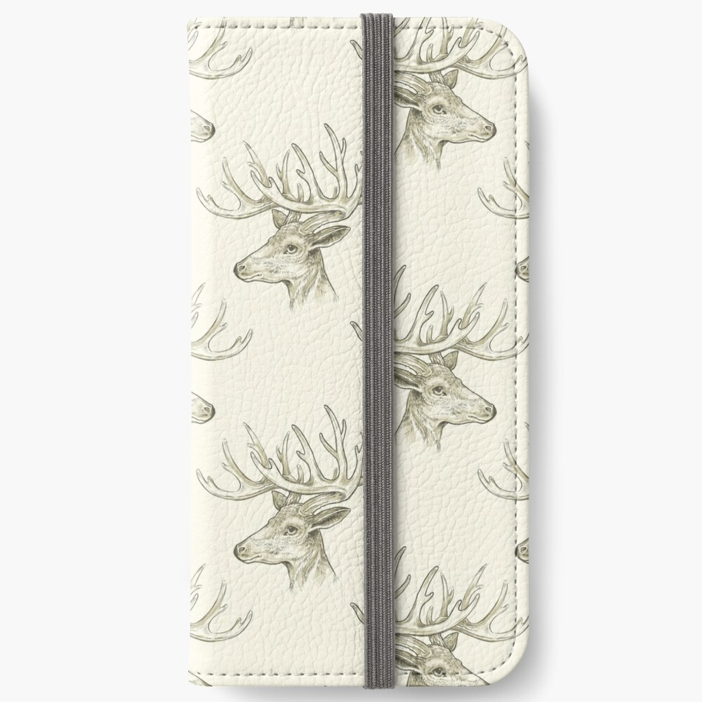 A Deer iPhone Wallet