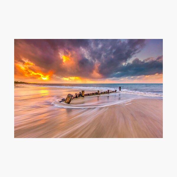 Geographe Bay, Western Australia Photographic Print