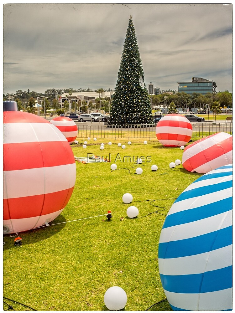 Christmas Decorations by AmyesPhotograph