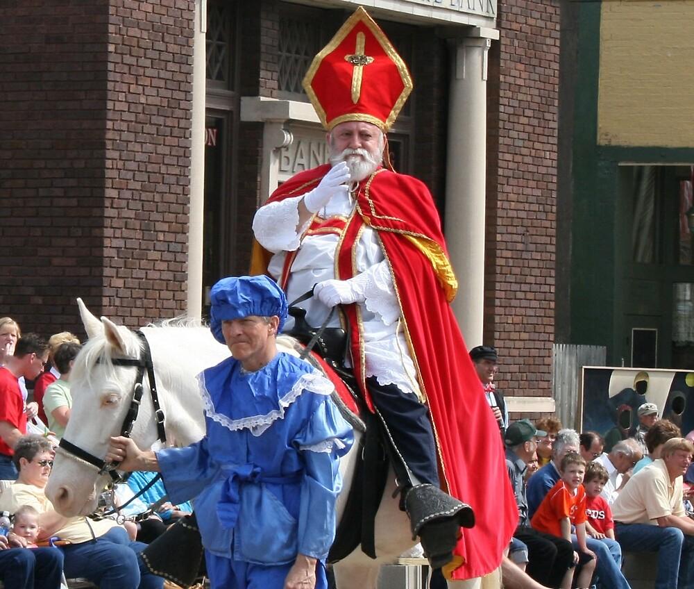 Sinterklaas by Nadya Johnson