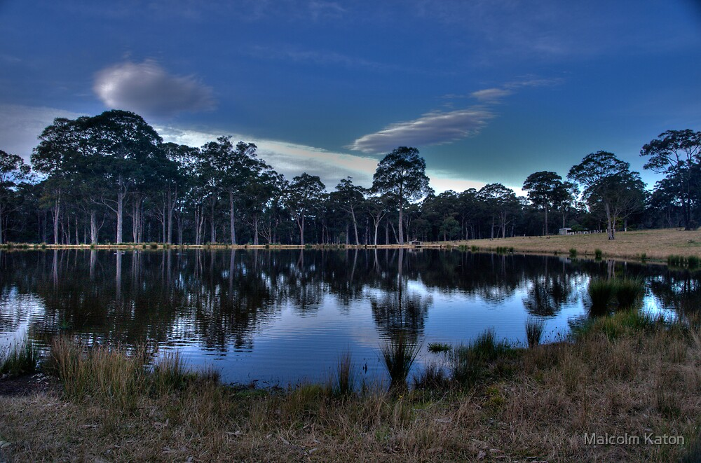 Reflections by Malcolm Katon