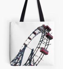 The Riesenrad Vienna Tote Bag