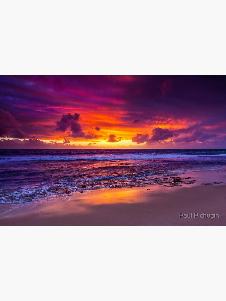 North Beach Sunset, Western Australia by paulmp