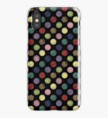 Polka Dot Smoke iPhone Case/Skin