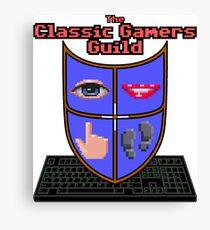 CGG - Modern Keyboard Canvas Print