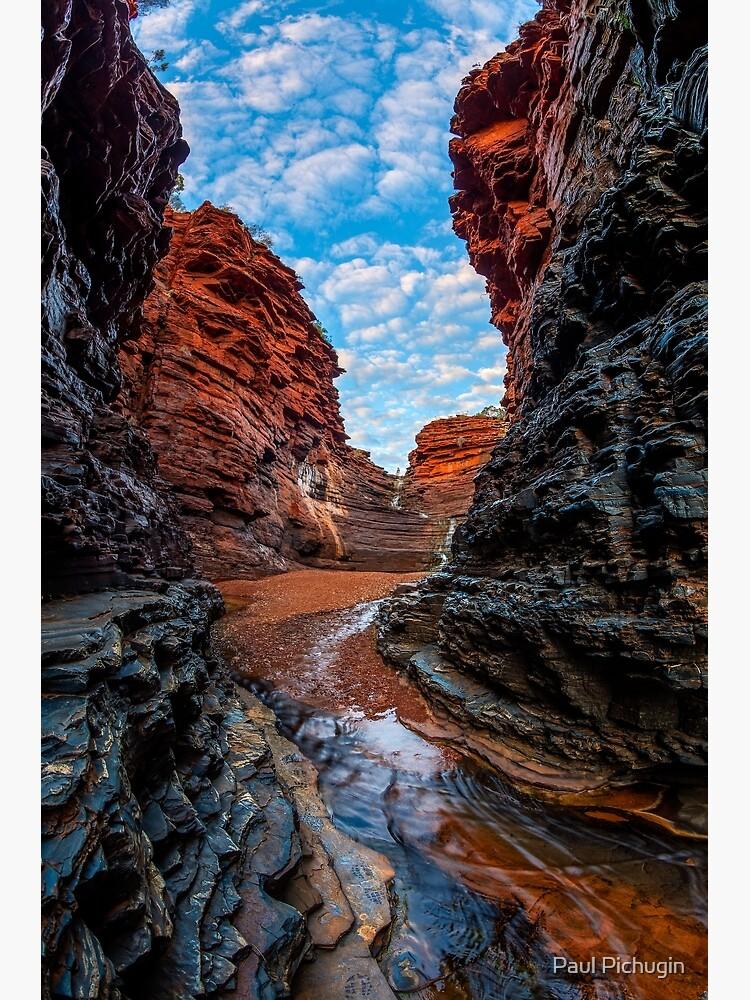 Joffre Gorge, Western Australia by paulmp