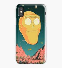 Show me what you got Rick and Morty iPhone Case/Skin