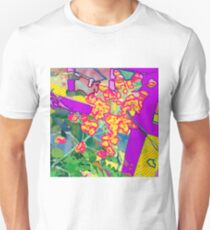 Garden Tox: Floral Fence T-Shirt